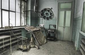 bloc opératoire où malika a opéré le sternum